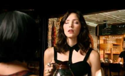 "Smash Music Video, Sneak Peeks: Katharine McPhee Covers ""Beautiful"""