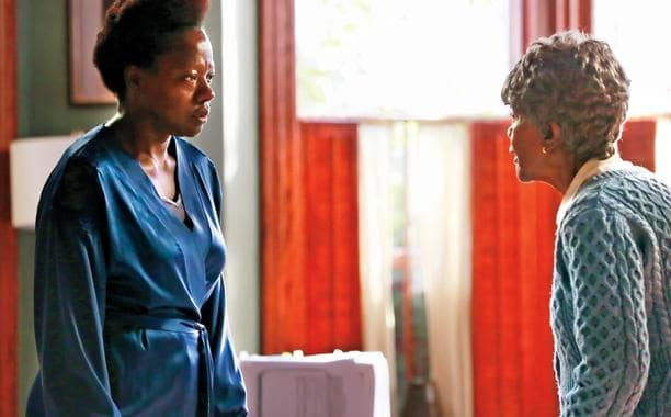 Cicely Tyson on How to Get Away with Murder