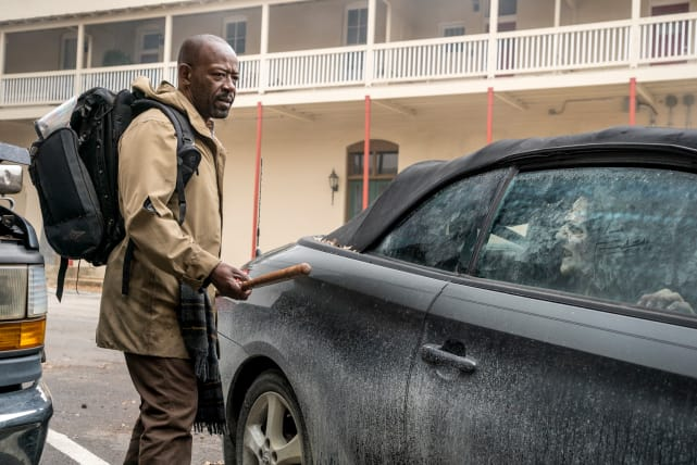 Worlds Collide - Fear the Walking Dead