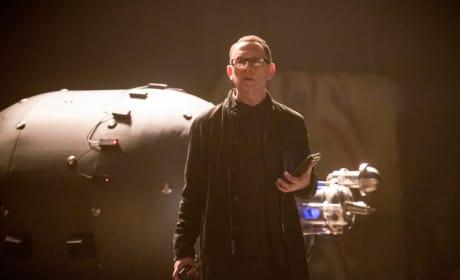 The Fall Of Cayden James - Arrow Season 6 Episode 13
