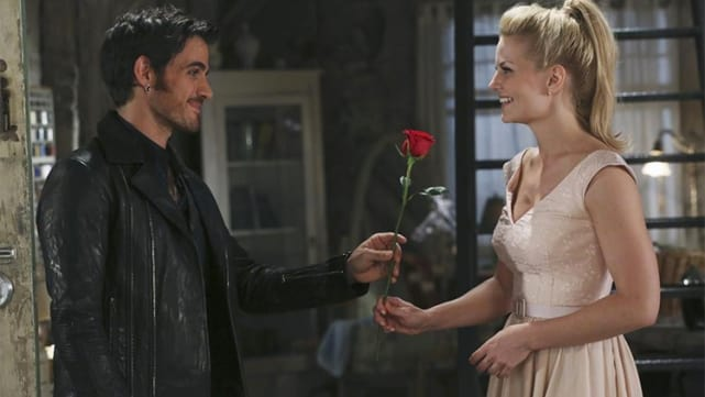 Emma and Hook (Once Upon A Time)