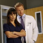 Constance Zimmer on Grey's Anatomy