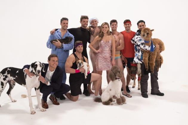 Furry Models - The Bachelorette