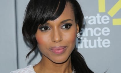 Kerry Washington: Pregnant!