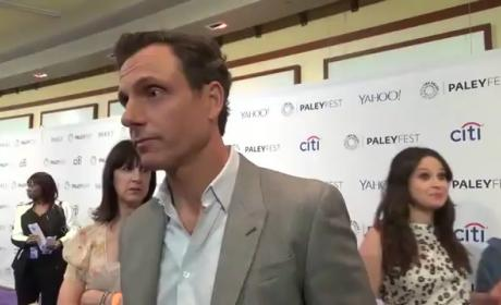 Tony Goldwyn PaleyFest Interview