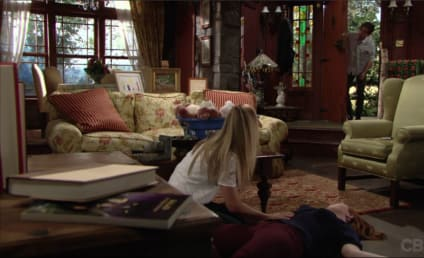 The Young and the Restless Recap: Sharon Did a Bad Bad Thing