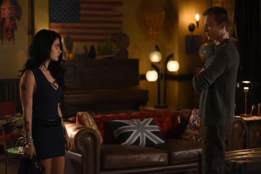 Sebastian's Arrival - Shadowhunters Season 2 Episode 11