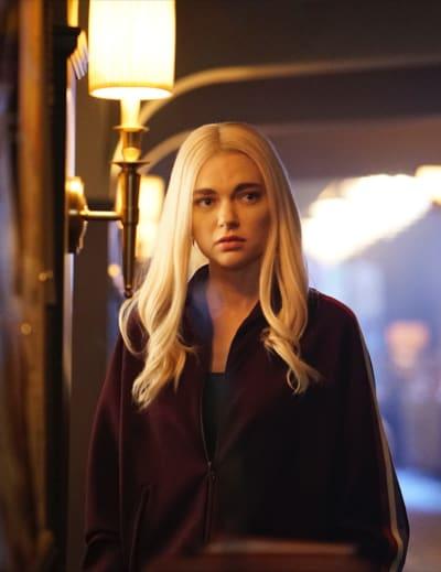Lizzie Wants Answers About MG - Legacies Season 3 Episode 4