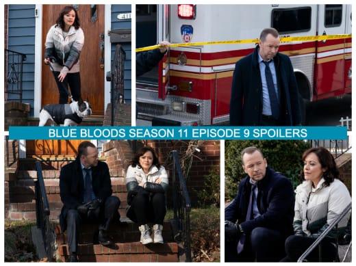 Blue Bloods Season 11 Episode 9 Spoilers - Blue Bloods