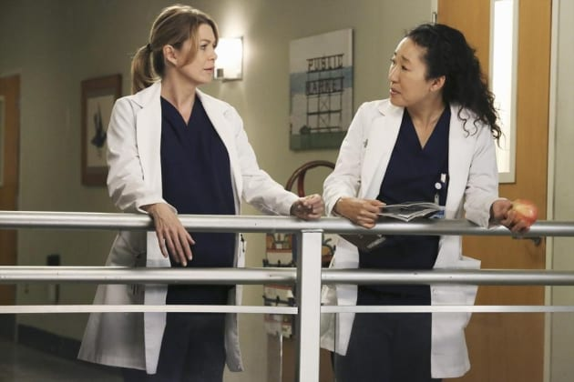 Grey's Anatomy Review: Ready or Not - TV Fanatic