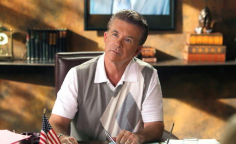 Alan Thicke on The L.A. Complex