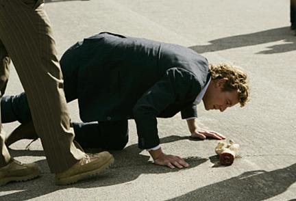 Getting Down and Dirty