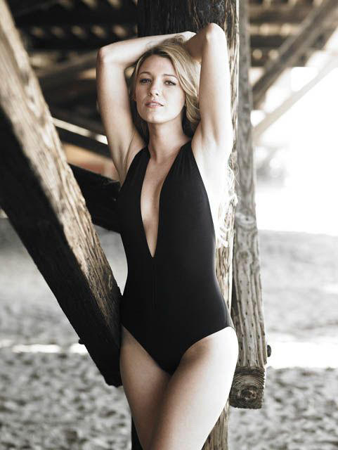 Blake Lively Swimsuit Pic
