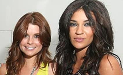 Jessica Szohr, Joanna Garcia Discuss New Gossip Girl Season