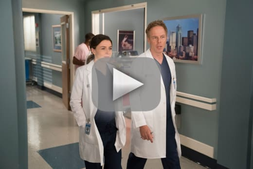 Watch Grey\'s Anatomy Online: Season 14 Episode 18 - TV Fanatic
