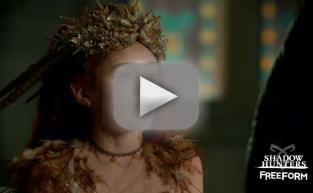 Shadowhunters Comic Con Trailer: Darkness, Death and Betrayal