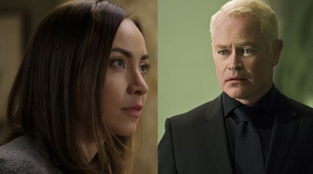 A Grown Up Eleanor Darhk Will Join Daddy