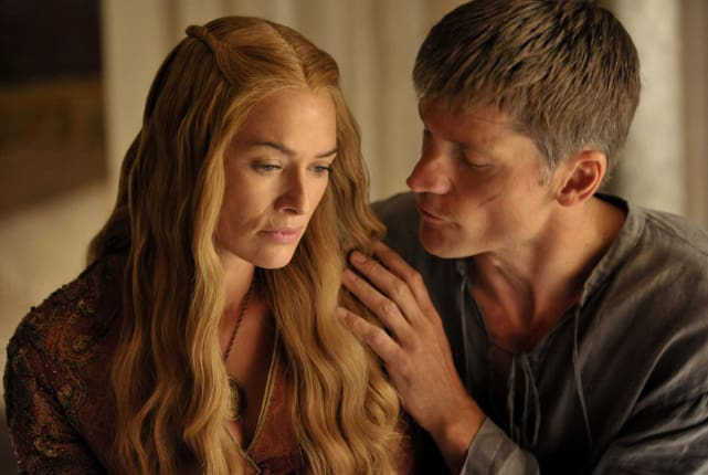 Jaime and Cersei Lannister - Game of Thrones