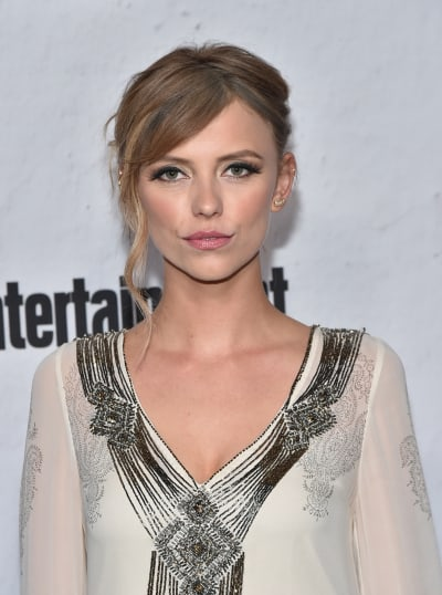 Riley Voelkel Attends EW Event
