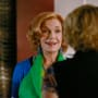 Martha Looks Happy - Castle Season 8 Episode 5