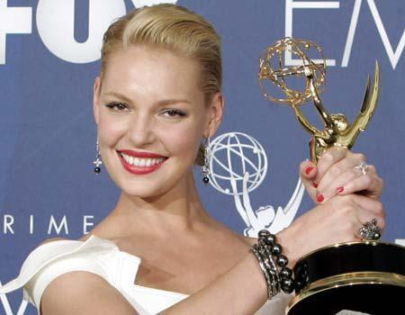 Katherine Heigl: Leaving?