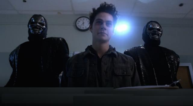 A new enemy teen wolf
