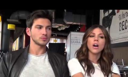 Days of Our Lives Scoop: Rob Scott Wilson & Kate Mansi Talk Shirtless Confessions