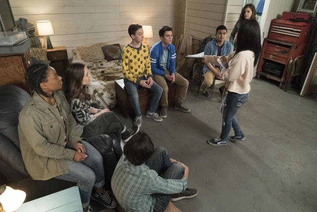 Covert Operation - The Fosters Season 5 Episode 3