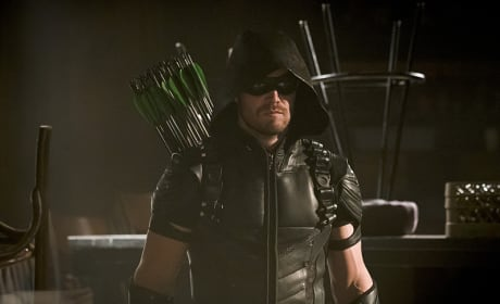 The Green Arrow or The Flash?