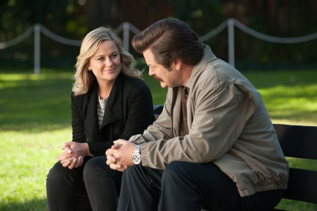 Saying Goodbye - Parks and Recreation
