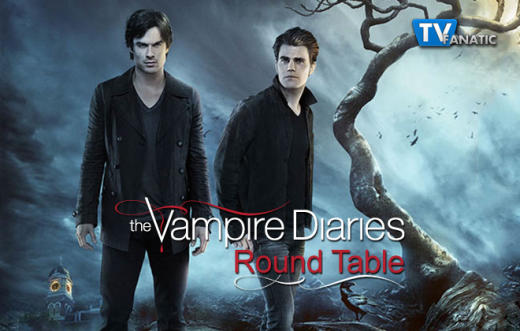 Vampire Diaries Round Table 660px