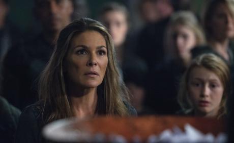 Abby — The 100 Season 4 Episode 12