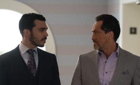 Men on a Mission - Grand Hotel Season 1 Episode 10