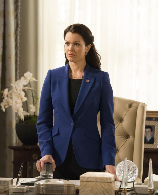 Not Impressed - Scandal Season 7 Episode 10