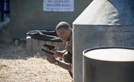 Diggle's Ready - Arrow Season 3 Episode 3
