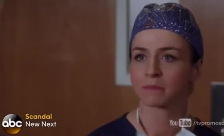 "Grey's Anatomy Promo - ""She's Leaving Here"""