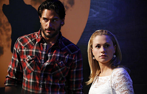 Alcide and Sookie