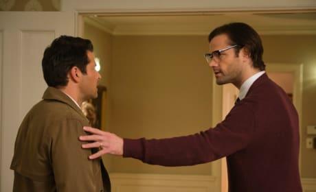 Sweater Sam - Supernatural Season 14 Episode 15