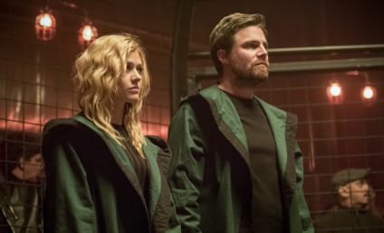 Arrow Season 8 Episode 5 Review: Prochnost