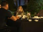 Awkward Dinner - Jersey Shore: Family Vacation