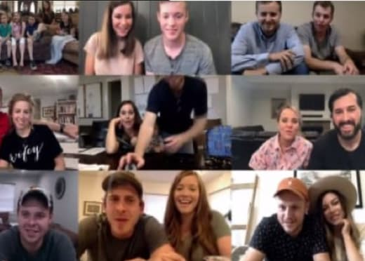 A Duggar Zoom - Counting On
