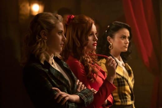 The Heathers - Riverdale Season 3 Episode 16