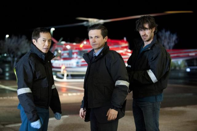 The Night Shift - NBC (Tuesday 10/9)
