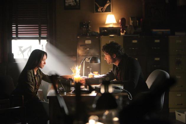 Shane with Bonnie