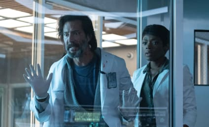 The Passage Season 1 Episode 4 Review: Whose Blood is That?