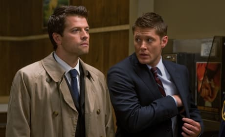 17 TV Bromances That Should've Been Romances