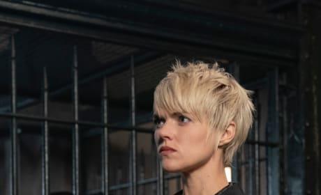 Barbara Has News - Gotham Season 5 Episode 6