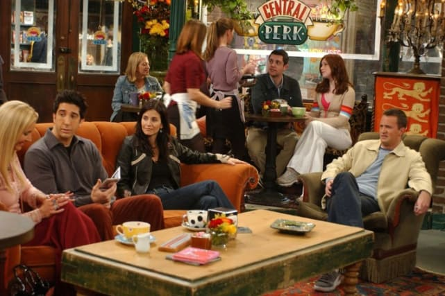 Central Perk (Friends) - The One With the Couches