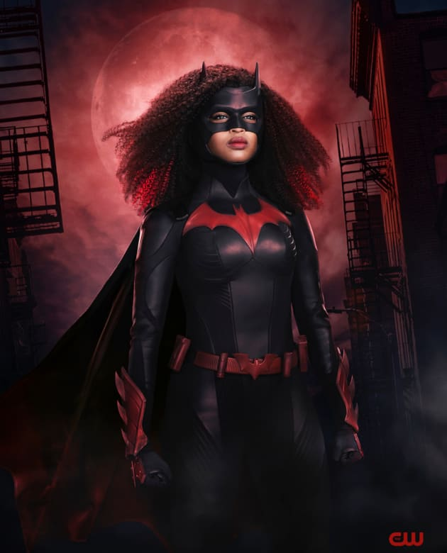 Batwoman Season 2: Javicia Leslie First Photo in Costume