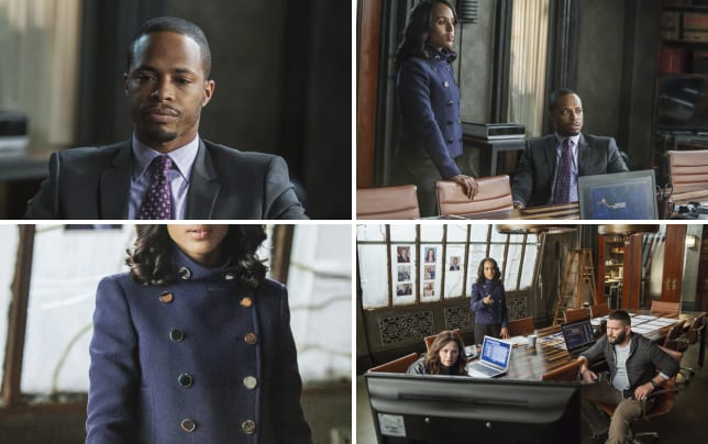 Marcus miller returns scandal season 4 episode 19